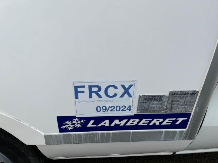 Utilitaire léger Fiat Doblo Caisse frigorifique BLANC - 6