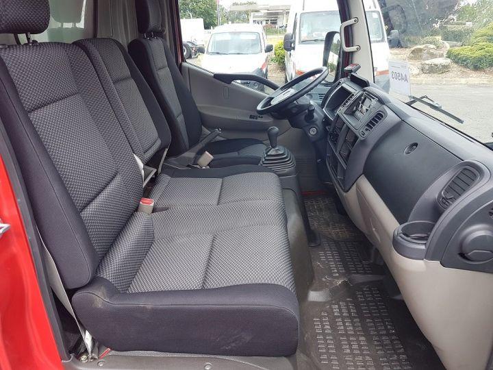 Utilitaire léger Renault Maxity Caisse frigorifique 150dxi.35 PORTE-VIANDE ROUGE et BLANC - 20