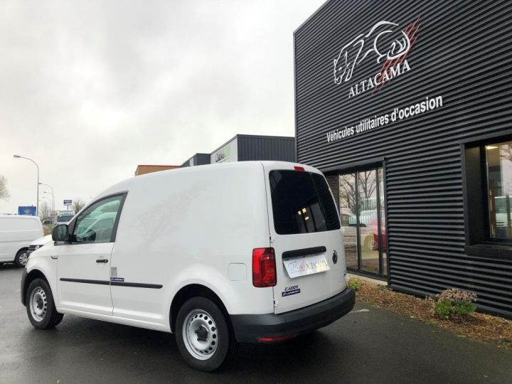 Utilitaire léger Volkswagen Caddy Caisse isotherme BLANC - 4