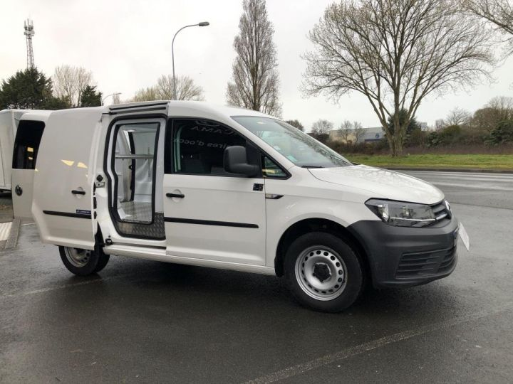 Utilitaire léger Volkswagen Caddy Caisse isotherme BLANC - 6