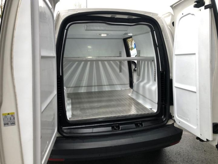 Utilitaire léger Volkswagen Caddy Caisse isotherme BLANC - 8