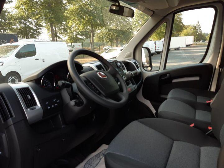 Utilitaire léger Fiat Ducato Chassis cabine PACK PRO NAV PLANCHER CABINE 160CV BLANC - 5
