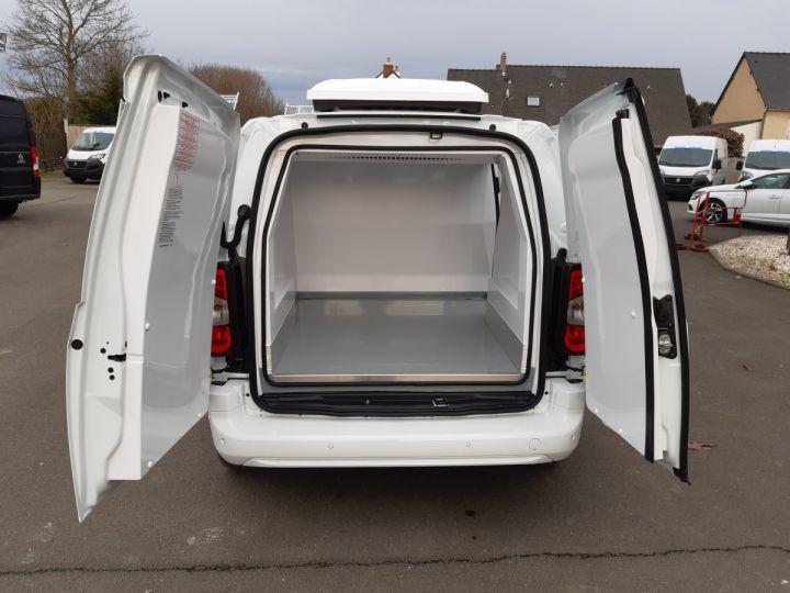 Utilitaire léger Opel Combo Fourgon frigorifique L1H1 1.5D 100CH PACK CLIM BLANC - 5
