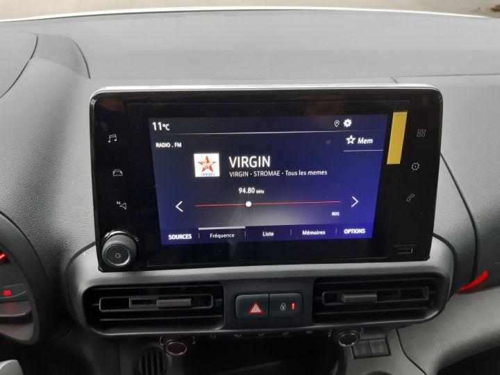 Utilitaire léger Opel Combo Fourgon frigorifique L1H1 1.5D 100CH PACK CLIM BLANC - 9