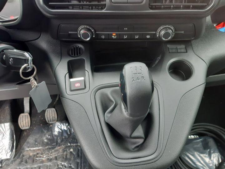 Utilitaire léger Opel Combo Fourgon frigorifique L1H1 1.5D 100CH PACK CLIM BLANC - 11