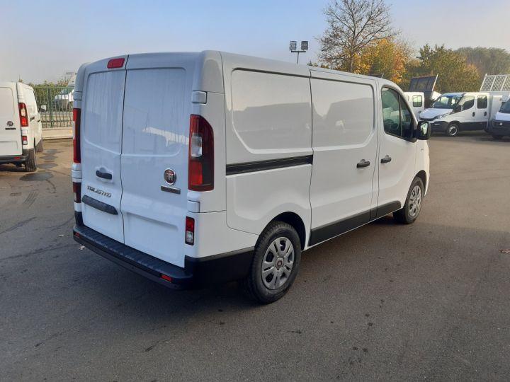 Utilitaire léger Fiat Talento Fourgon tolé CH1/ L1H1 2.0 MULTIJET 145CV PRO LOUNGE BLANC - 3