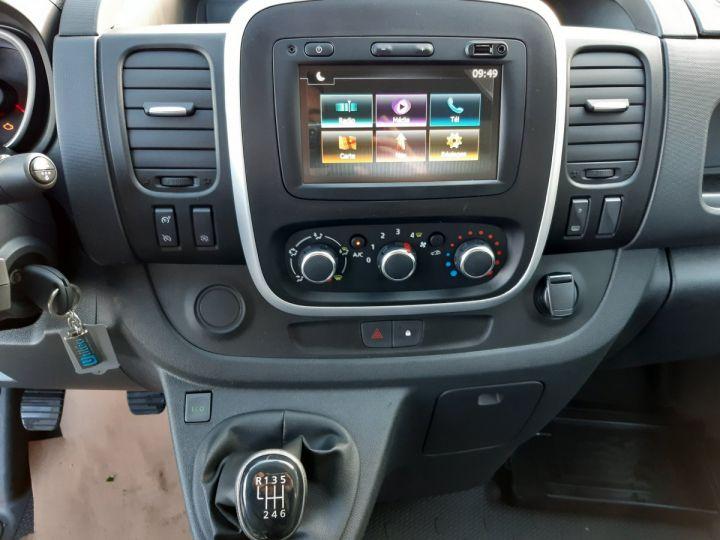 Utilitaire léger Fiat Talento Fourgon tolé CH1/ L1H1 2.0 MULTIJET 145CV PRO LOUNGE BLANC - 10