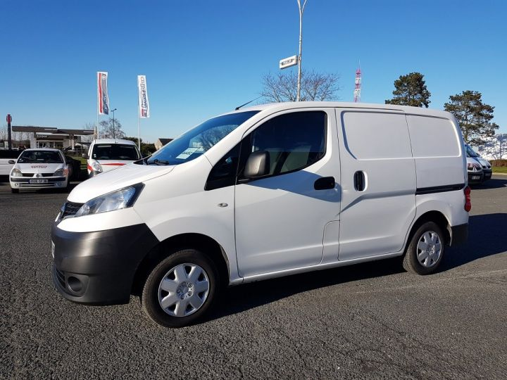 Utilitaire léger Nissan NV200 Fourgon tolé OPTIMA 1.5dci 90 BLANC Occasion - 1