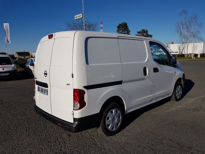 Utilitaire léger Nissan NV200 Fourgon tolé OPTIMA 1.5dci 90 BLANC Occasion - 2