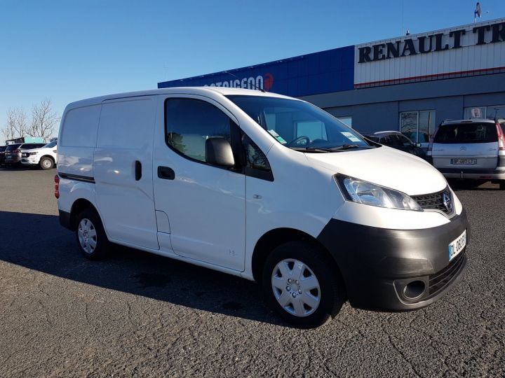 Utilitaire léger Nissan NV200 Fourgon tolé OPTIMA 1.5dci 90 BLANC Occasion - 3
