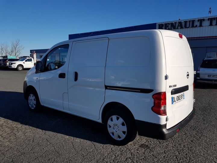 Utilitaire léger Nissan NV200 Fourgon tolé OPTIMA 1.5dci 90 BLANC Occasion - 4