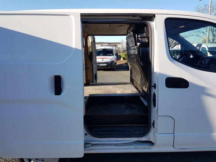 Utilitaire léger Nissan NV200 Fourgon tolé OPTIMA 1.5dci 90 BLANC Occasion - 6