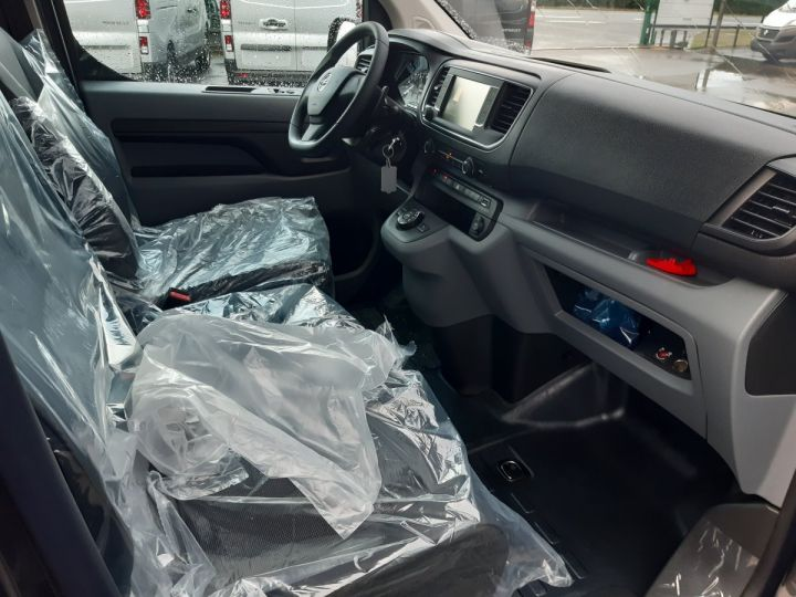 Utilitaire léger Opel Vivaro Fourgon tolé  L2 Standard 2.0 D 180CH PACK BUSINESS GRIS FONCE METAL - 13
