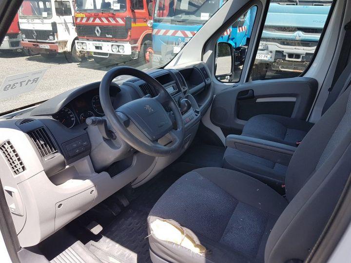 Utilitaire léger Peugeot Boxer Fourgon tolé 2.2 HDI 120 L2H2 BLANC - 16