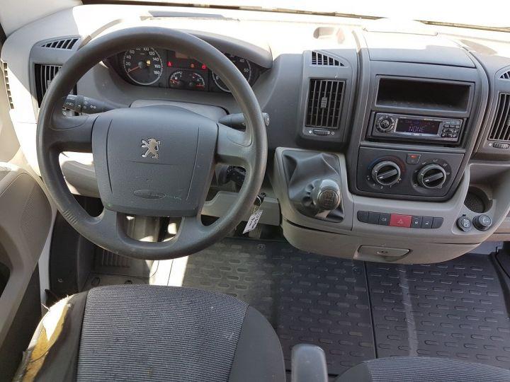 Utilitaire léger Peugeot Boxer Fourgon tolé 2.2 HDI 120 L2H2 BLANC - 18
