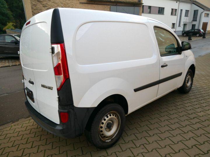 Utilitaire léger Renault Kangoo Fourgon tolé Express Energy 1.5 dCi 75 Confort, TVA récupérable, Entretien 100% RENAULT Blanc Mineral - 3