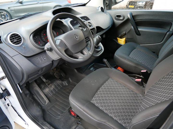 Utilitaire léger Renault Kangoo Fourgon tolé Express Energy 1.5 dCi 75 Confort, TVA récupérable, Entretien 100% RENAULT Blanc Mineral - 5