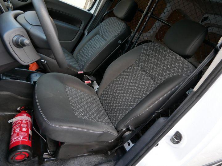 Utilitaire léger Renault Kangoo Fourgon tolé Express Energy 1.5 dCi 75 Confort, TVA récupérable, Entretien 100% RENAULT Blanc Mineral - 7