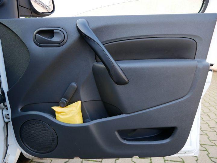 Utilitaire léger Renault Kangoo Fourgon tolé Express Energy 1.5 dCi 75 Confort, TVA récupérable, Entretien 100% RENAULT Blanc Mineral - 11