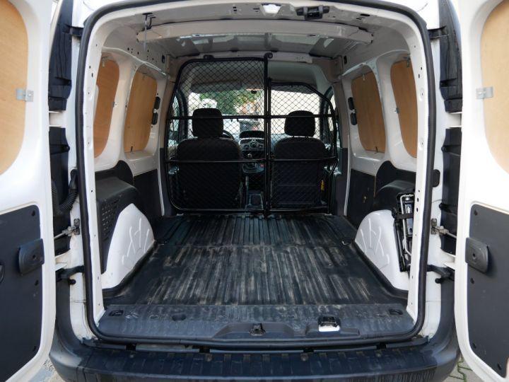 Utilitaire léger Renault Kangoo Fourgon tolé Express Energy 1.5 dCi 75 Confort, TVA récupérable, Entretien 100% RENAULT Blanc Mineral - 12