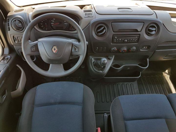 Utilitaire léger Renault Master Fourgon tolé 125dci.35 L2H2 DOUBLE CABINE BLANC - BLEU Occasion - 14