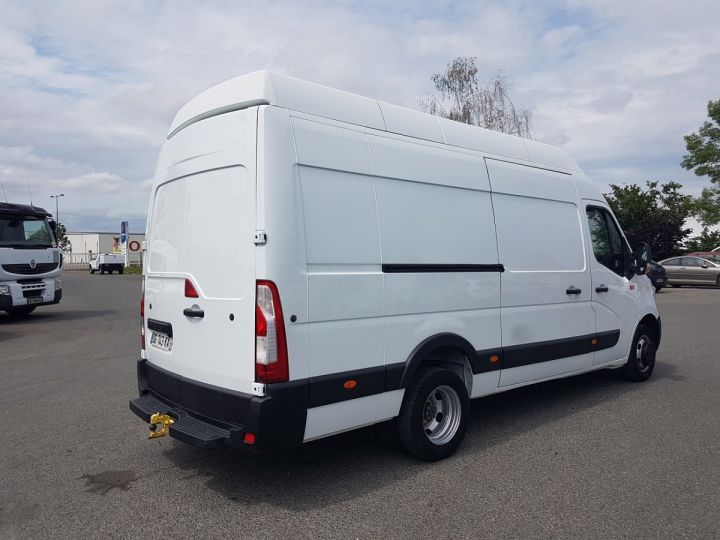 Utilitaire léger Renault Master Fourgon tolé 150dci.35 PROPULSION MJ BLANC Occasion - 2