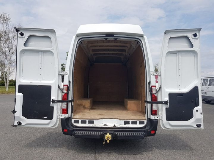 Utilitaire léger Renault Master Fourgon tolé 150dci.35 PROPULSION MJ BLANC Occasion - 5