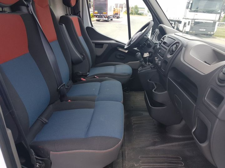 Utilitaire léger Renault Master Fourgon tolé 150dci.35 PROPULSION MJ BLANC Occasion - 15