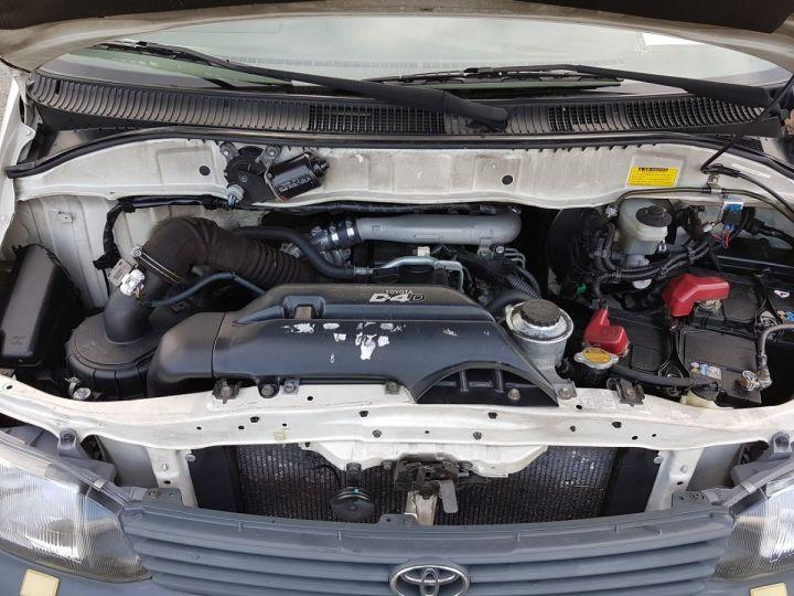 Utilitaire léger Toyota Hiace Hydrocureur 90 D-4D RIVARD COLIBRI BLANC - 14