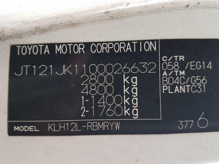 Utilitaire léger Toyota Hiace Hydrocureur 90 D-4D RIVARD COLIBRI BLANC - 20