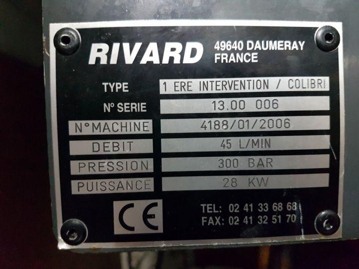 Utilitaire léger Toyota Hiace Hydrocureur 90 D-4D RIVARD COLIBRI BLANC - 21