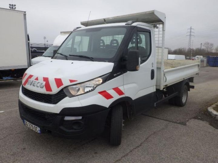 Utilitaire léger Iveco Daily 35C13 Empattement 3450 Tor Blanc - 1