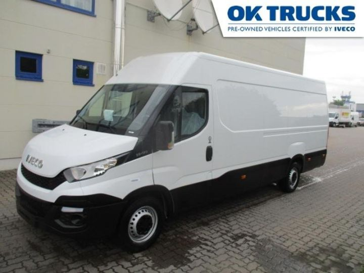 Utilitaire léger Iveco Daily 35S17V16 - 18 500 HT Blanc - 3