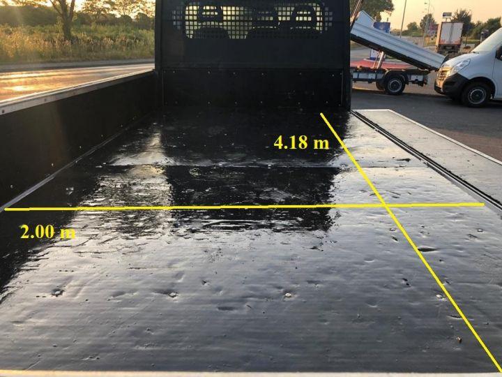 Utilitaire léger Citroen Plateau BLANC - 5