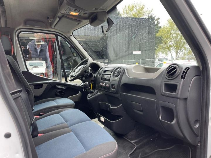 Utilitaire léger Renault Master Plateau 125 PICK UP LONG BLANC - 4