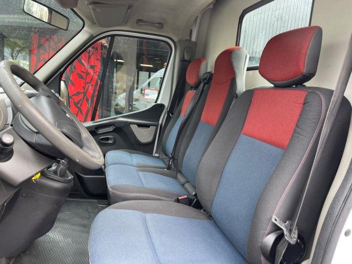 Utilitaire léger Renault Master Plateau 125 PICK UP LONG BLANC - 6