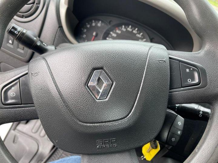 Utilitaire léger Renault Master Plateau 125 PICK UP LONG BLANC - 7