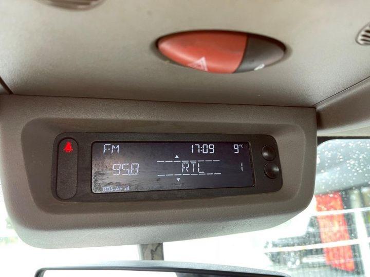 Utilitaire léger Renault Master Plateau 125 PICK UP LONG BLANC - 9