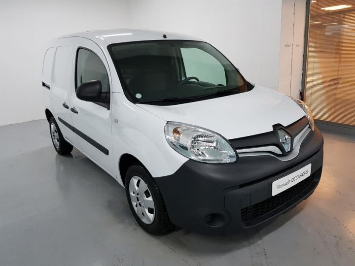 Utilitaire léger Renault Kangoo TCE 115 ENERGY E6 EXTRA R-LINK blanc - 2