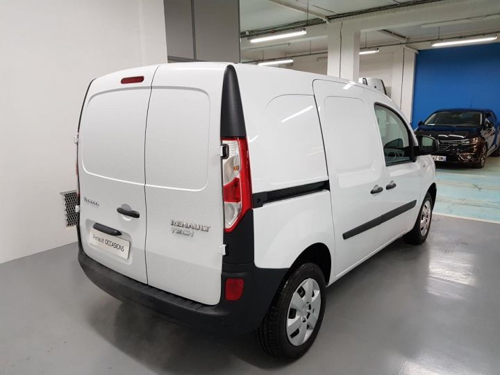 Utilitaire léger Renault Kangoo TCE 115 ENERGY E6 EXTRA R-LINK blanc - 3