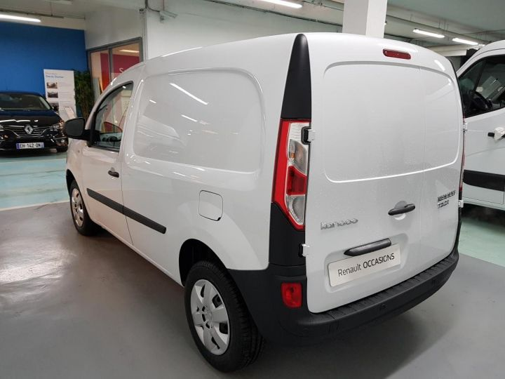 Utilitaire léger Renault Kangoo TCE 115 ENERGY E6 EXTRA R-LINK blanc - 4
