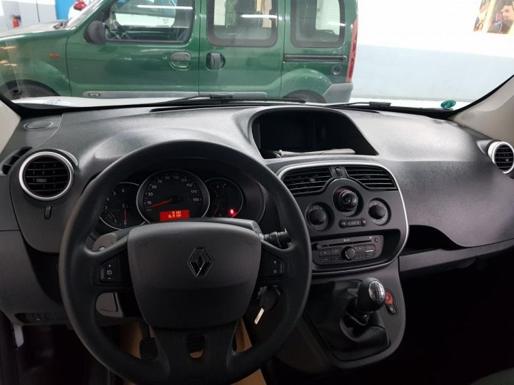 Utilitaire léger Renault Kangoo TCE 115 ENERGY E6 EXTRA R-LINK blanc - 6