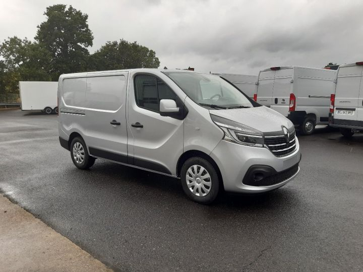 Utilitaire léger Renault Trafic ENERGY GRAND CONFORT GRIS PLATINE - 2