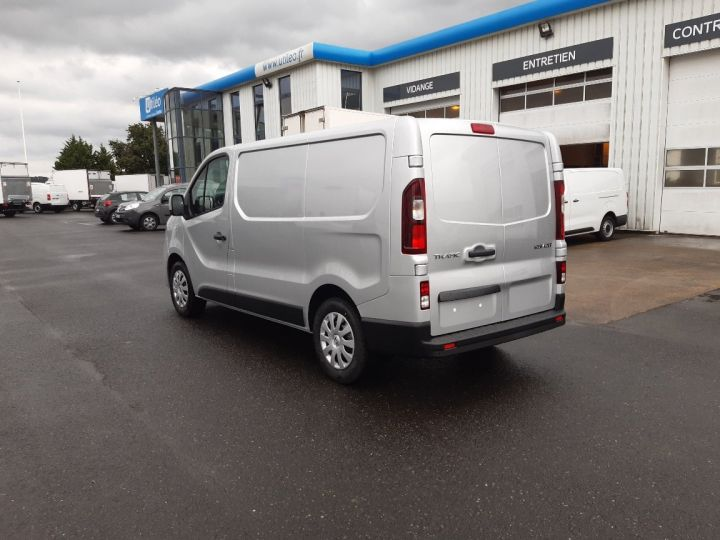 Utilitaire léger Renault Trafic ENERGY GRAND CONFORT GRIS PLATINE - 3