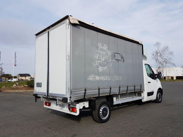 Utilitaire léger Renault Master Rideaux coulissants 150dci.35 CC L3 BLANC - GRIS Occasion - 2