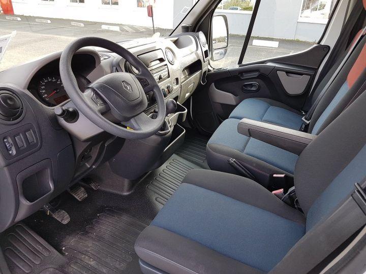 Utilitaire léger Renault Master Rideaux coulissants 150dci.35 CC L3 BLANC - GRIS Occasion - 13