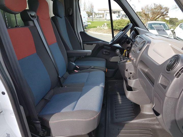 Utilitaire léger Renault Master Rideaux coulissants 150dci.35 CC L3 BLANC - GRIS Occasion - 14