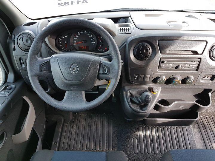 Utilitaire léger Renault Master Rideaux coulissants 150dci.35 CC L3 BLANC - GRIS Occasion - 15