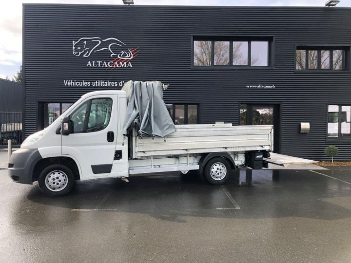 Utilitaire léger Peugeot Savoyarde BLANC - 8