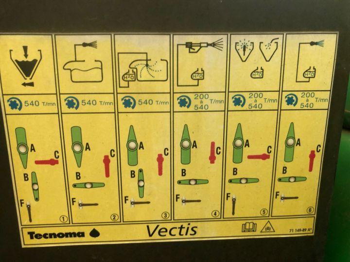 Utilitaires divers Autre TECNOMA VECTIS 1000L  - 10